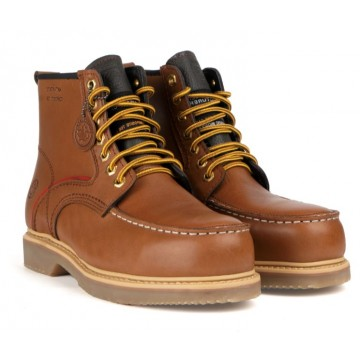 Lumberjacks Anti Static Composite Toe Lace up Moc Boots