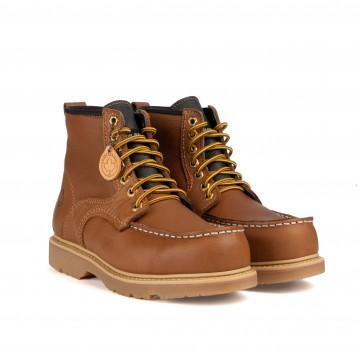 Lumberjacks Casual Lace up Moc toe Boot