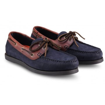 Lumberjacks Two Tone Boat Shoes